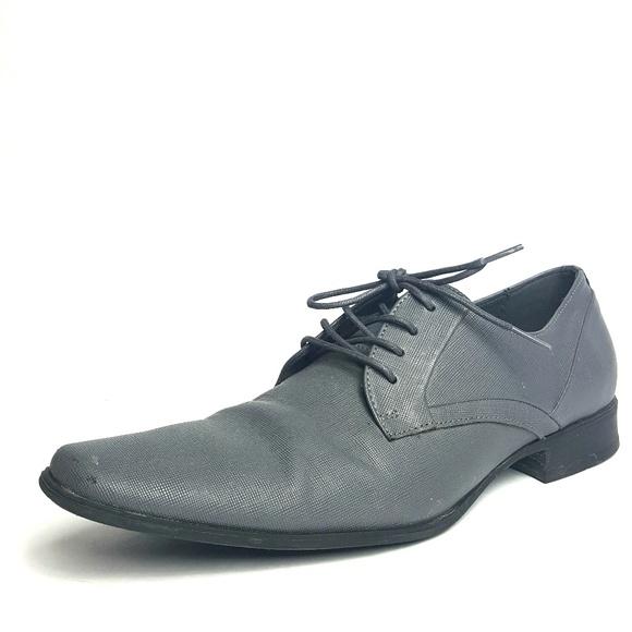 Sold Calvin Klein Benton Oxford Gray